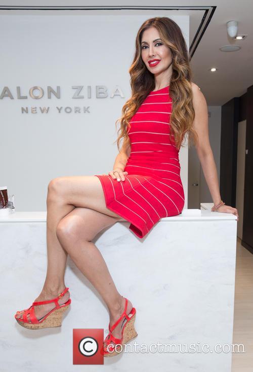Alonso Salguero's Salon Ziba Opening