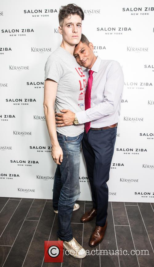 Rain Dove and Alonso Salguero 3