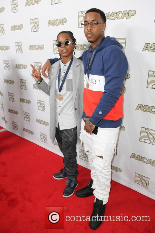 Gizzle and Jeremih 2