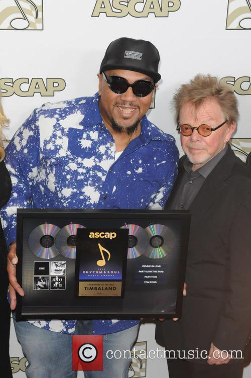 Timbaland and Paul Williams 2