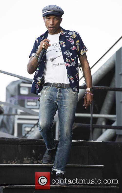 Pharrell Wiliams 5