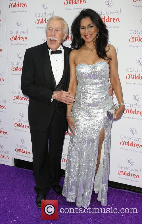 Bruce Forsyth and Wilnelia Merced 1