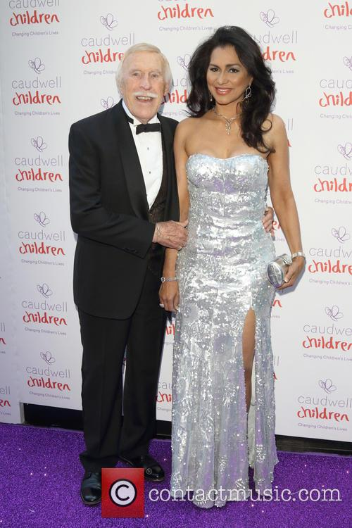 Bruce Forsyth and Wilnelia Merced 3