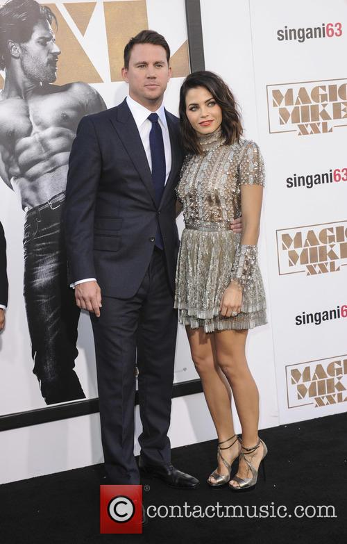 Channing Tatum and Jenna Dewan Tatum 3