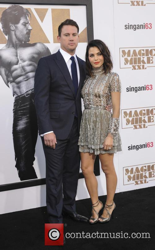 Channing Tatum and Jenna Dewan Tatum 4