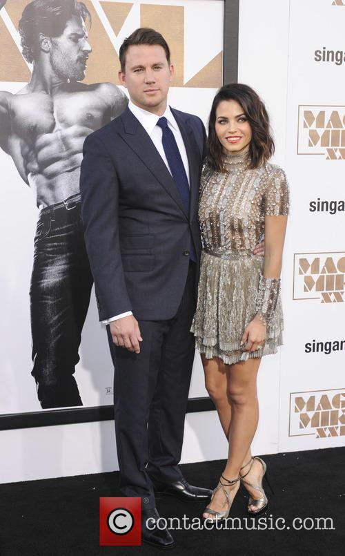 Channing Tatum and Jenna Dewan Tatum 1
