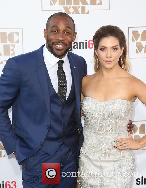 Stephen 'twitch' Boss and Allison Holker 1