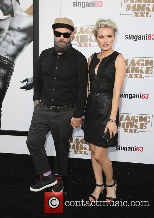 Fred Durst and Kseniya Beryazina 7