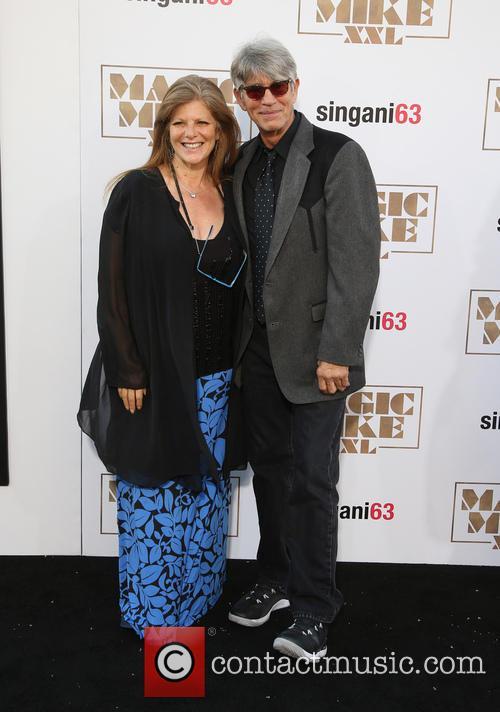 Eliza Roberts and Eric Roberts 8