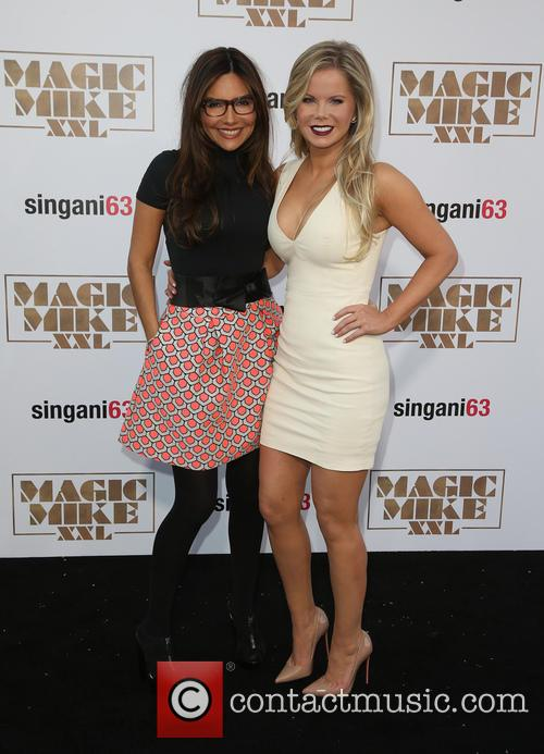 Vanessa Marcil and Crystal Hunt 4