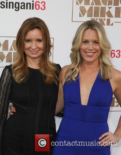 Lennon Parham and Jessica St. Clair 6