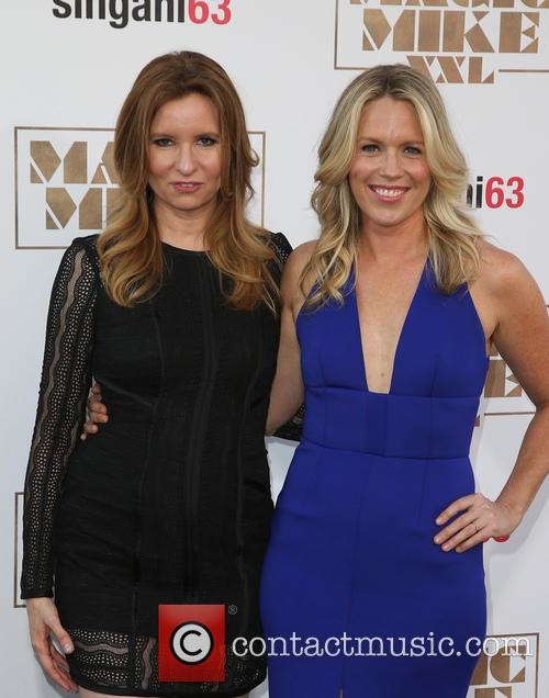 Lennon Parham and Jessica St. Clair 7