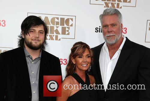 Kevin Nash, Tamara Nash and Guest 8