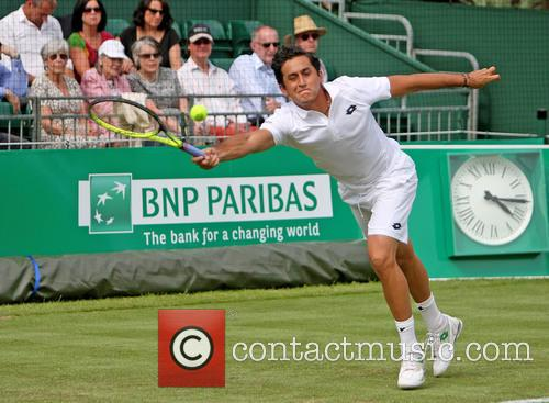 Tennis and Nicolas Almagro 8