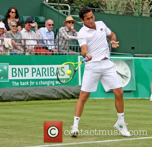 Tennis and Nicolas Almagro 10