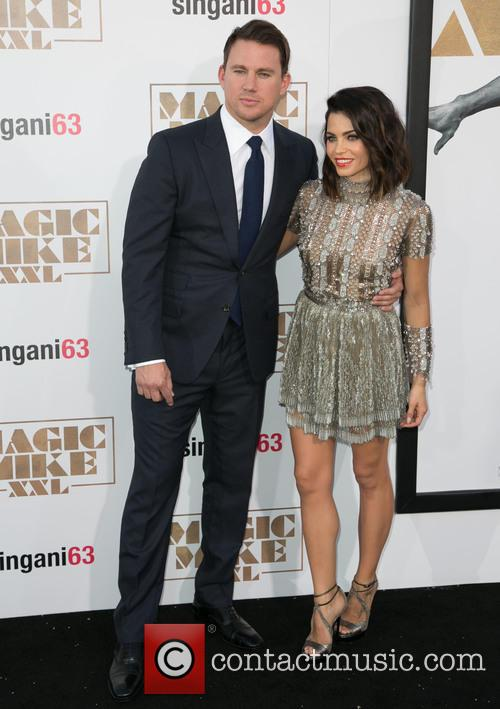 Channing Tatum and Jenna Dewan Tatum 5