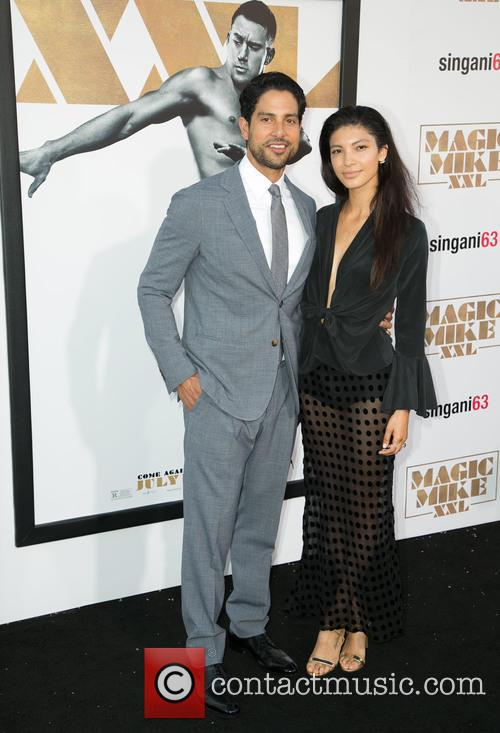Adam Rodriguez and Guest 2