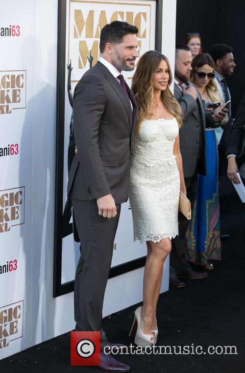 Joe Manganiello and Sofia Vergara 8