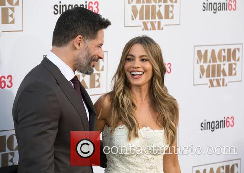 Joe Manganiello and Sofia Vergara 9