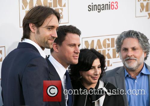 Reid Carolin, Channing Tatum, Sue Kroll and Gregory Jacobs 6
