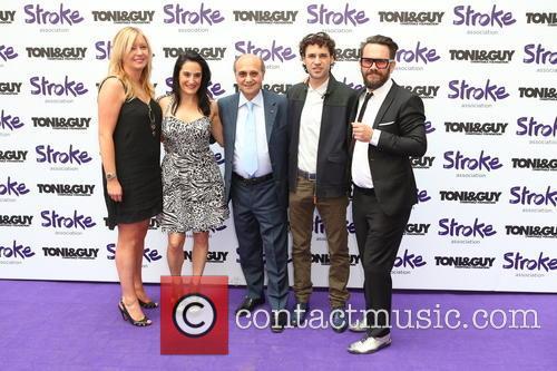 Toni Mascolo and Team 1
