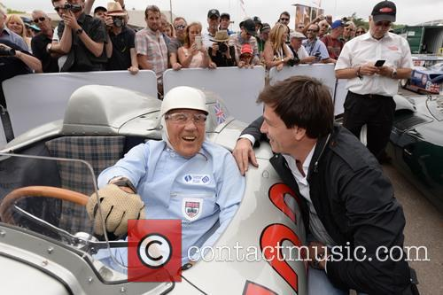 Toto and Sir Stirling Moss 2