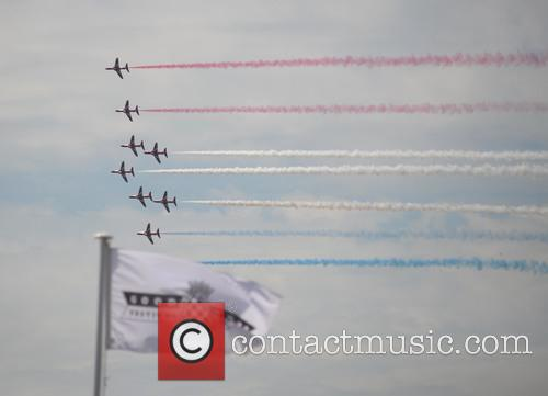 The Red Arrows 4
