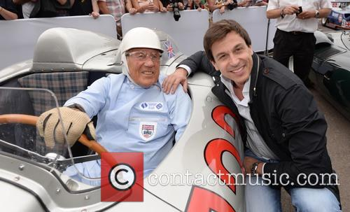 Toto and Sir Stirling Moss 3