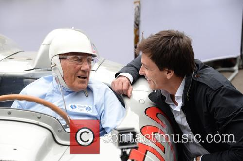 Toto and Sir Stirling Moss 6