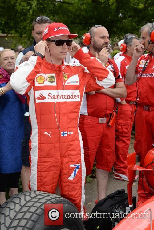Kimi Raikkonen 4