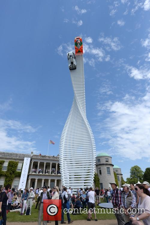 Goodwood Festival, Speed and Day 2
