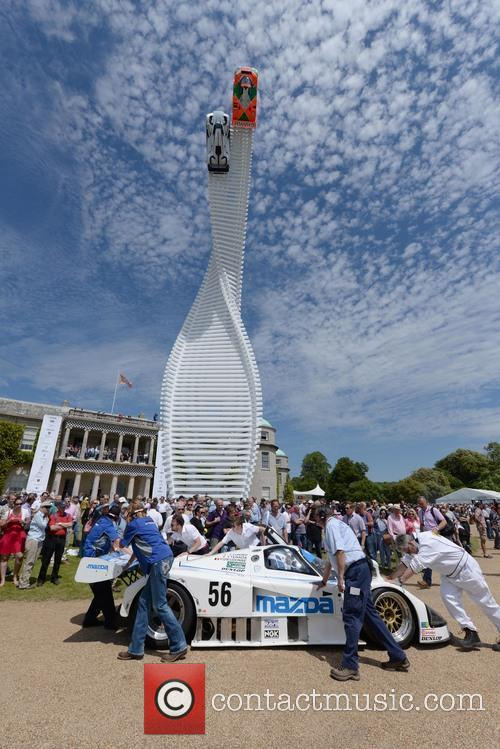 Goodwood Festival, Speed and Day 1