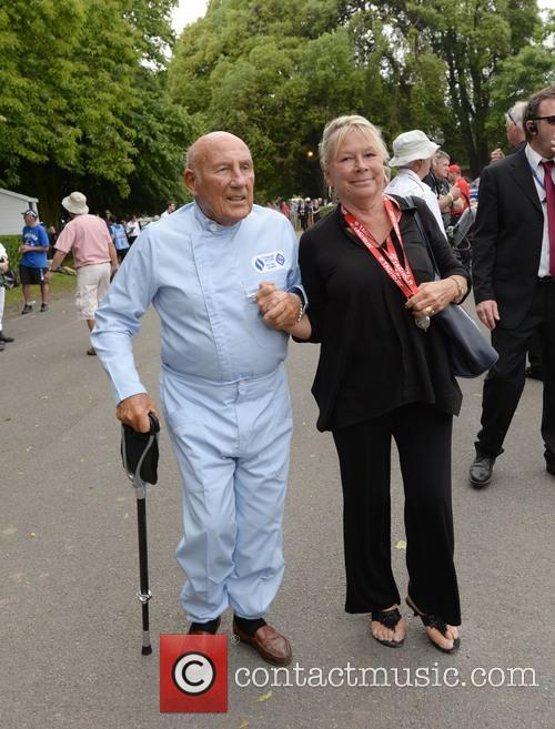 Sir Stirling Moss and Susie Moss 11