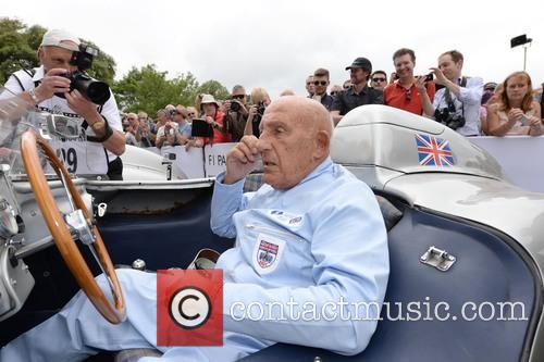 Sir Stirling Moss 1