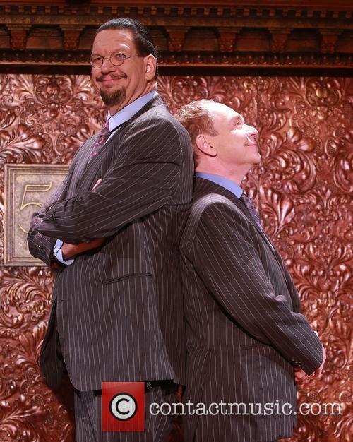 'Penn & Teller On Broadway' Meet and Greet