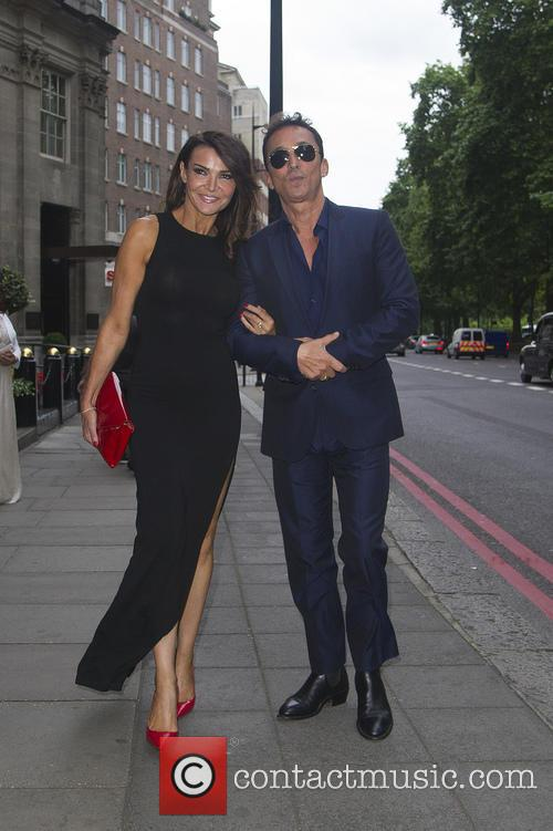 Lizzie Cundy and Craig Revel Horwood 2