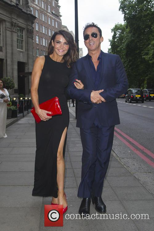 Lizzie Cundy and Craig Revel Horwood 3