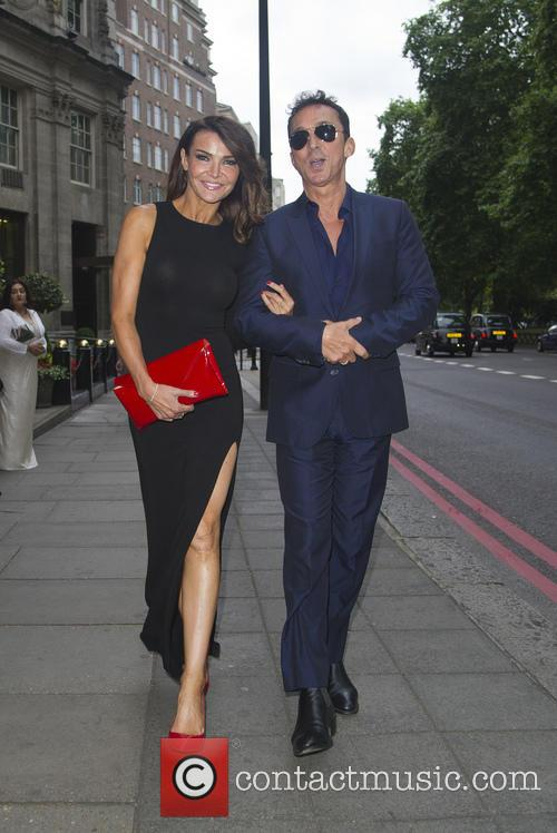 Lizzie Cundy and Craig Revel Horwood 4