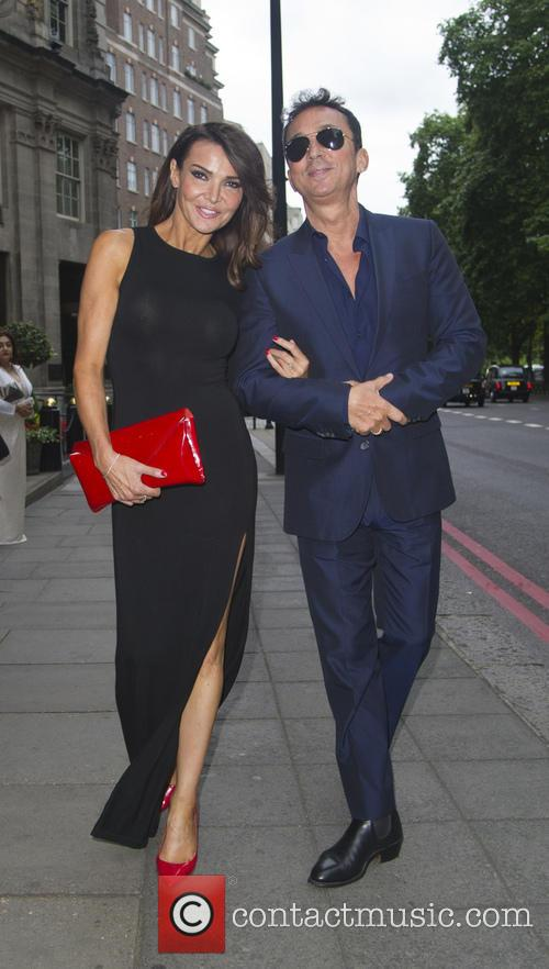 Lizzie Cundy and Craig Revel Horwood 5