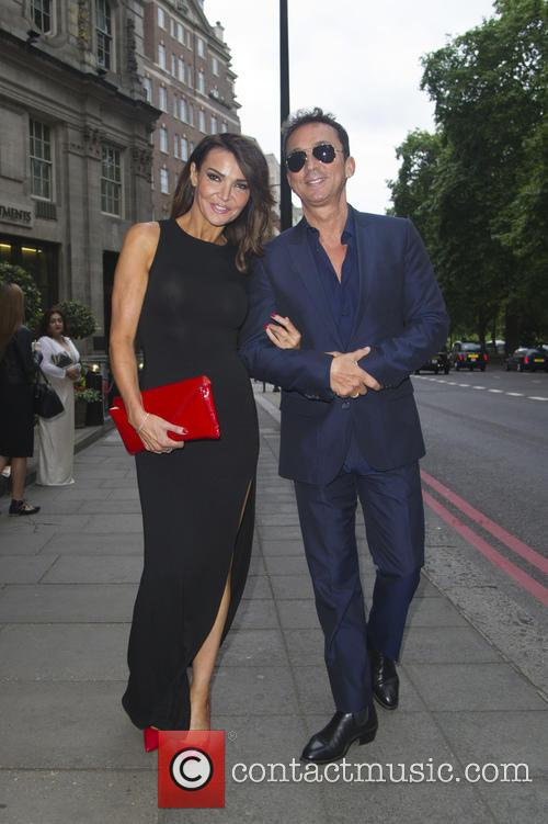 Lizzie Cundy and Craig Revel Horwood 1
