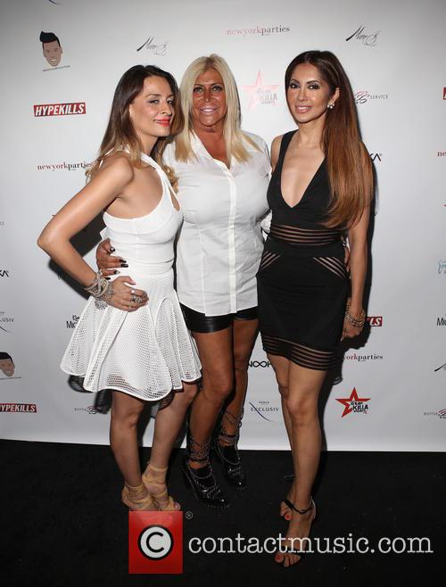 Rocky, Big Ang and Tabasum Mir 2