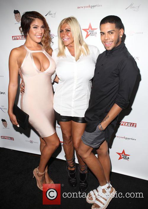 Rocky, Big Ang and Justin Molina 3
