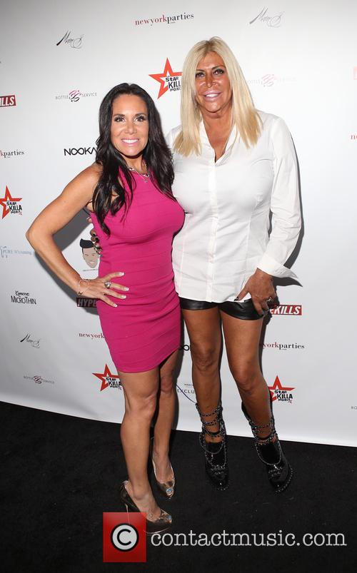 Susan Doneson and Big Ang 3