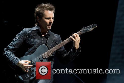 Muse and Matt Bellamy 5