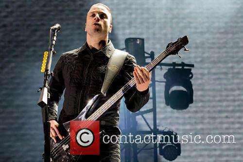 Muse and Christopher Wolstenholme 8