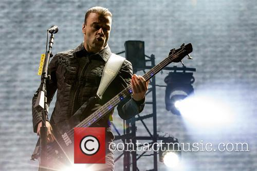 Muse and Christopher Wolstenholme 9