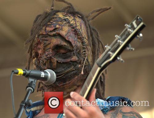 Mayhem and Guitarist 7