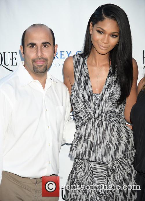 Jon Bakhshi and Chanel Iman 2