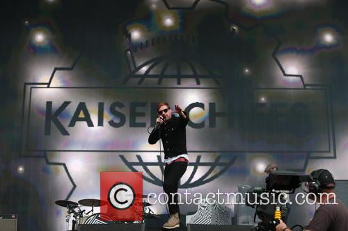 Kaiser Chiefs and Ricky Wilson 9