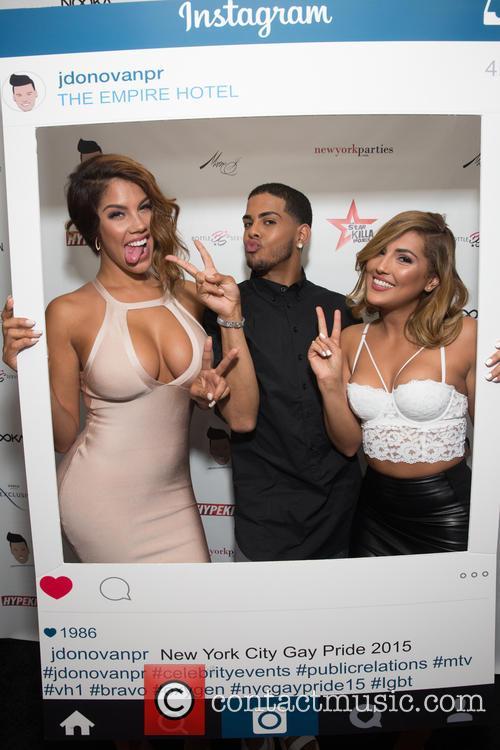 Raquel Santiago, Justin Molina and 'gigi Lopez 10